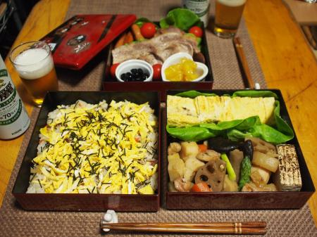 お正月☆おせち料理
