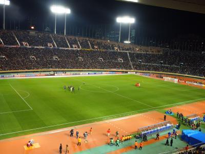 サッカー ロンドン五輪アジア最終予選 U-23 日本VSバーレーン 観戦