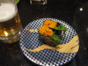 大晦日☆回転寿司銚子丸