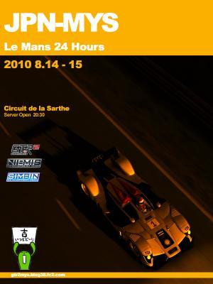 JPN-MYS Le Mans 24 Hours