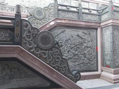 9,3、台湾ツワー、日月たんの文武廟、P9030137