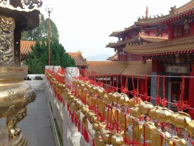 9,3、台湾ツワー、日月たんの文武廟、P9030135