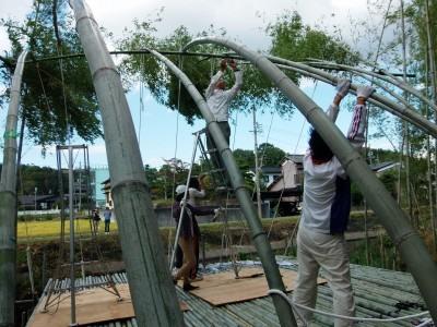s-NAF,10,12 竹林居屋根アーチ背面からs-PA120397