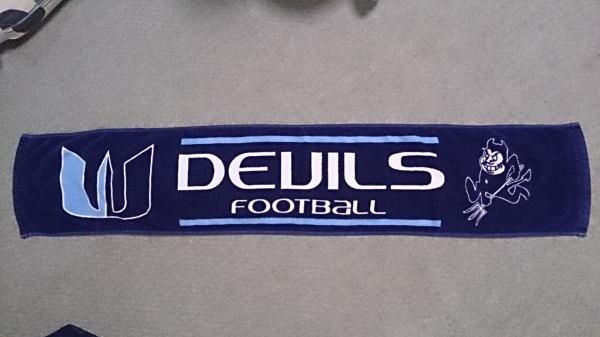 近畿大学DEVILS(デビルス)のマフラータオル