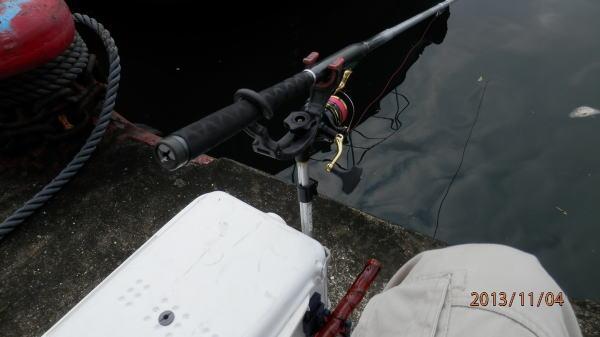 10:40 釣り開始
