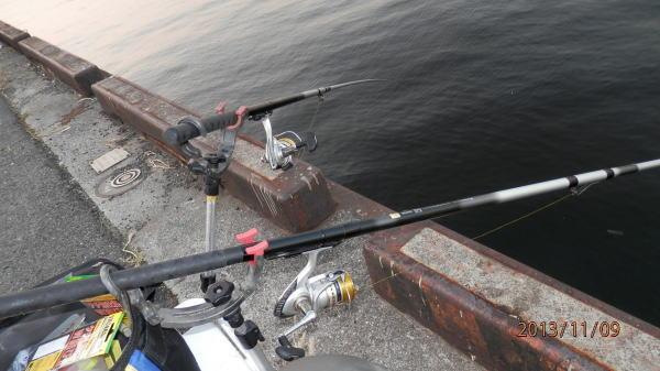 16:30 釣り開始 ^^