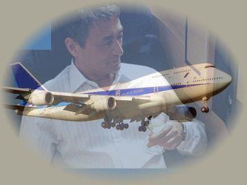ANA 飛行機 ビジネス