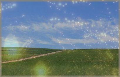 始めの草原