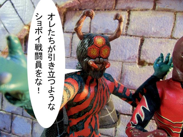 サソリとクモ_5