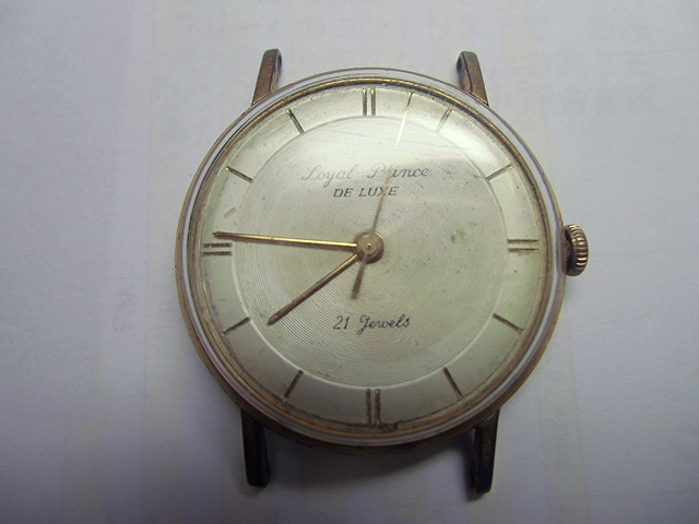 買ってきた時計
