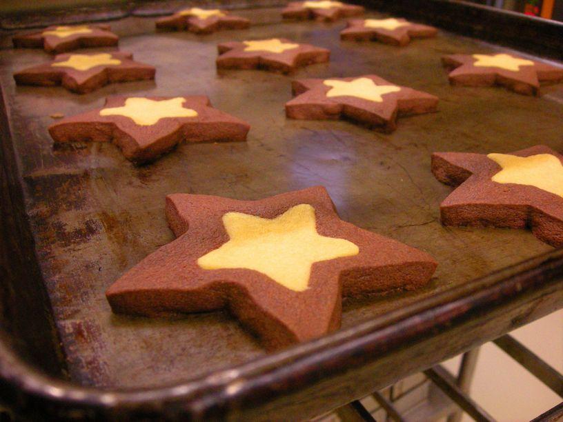 星型クッキー04