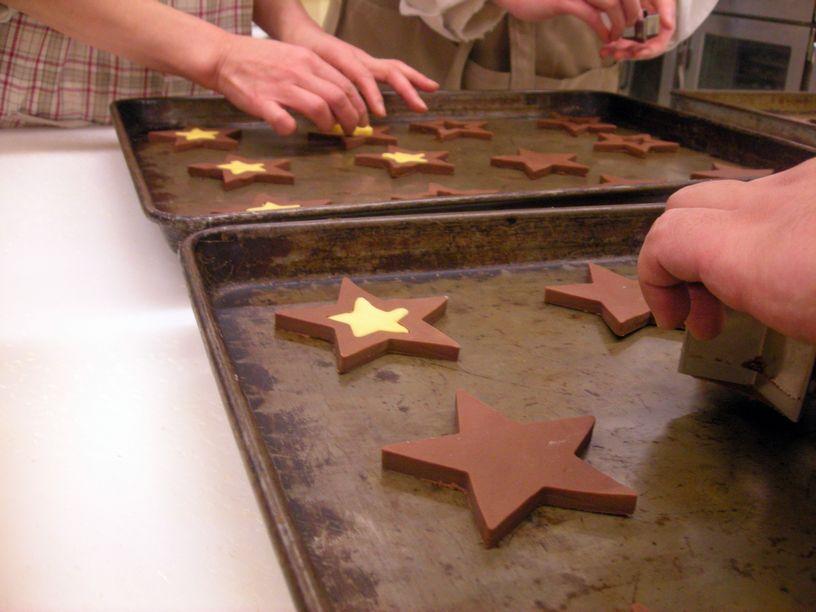 星型クッキー02