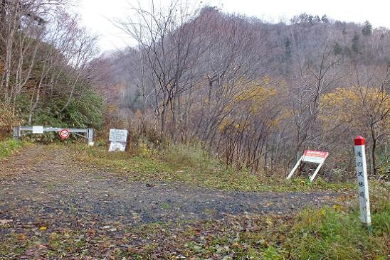 大川林道 滝