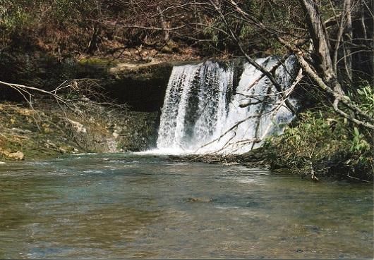 ショロマの滝 (3)