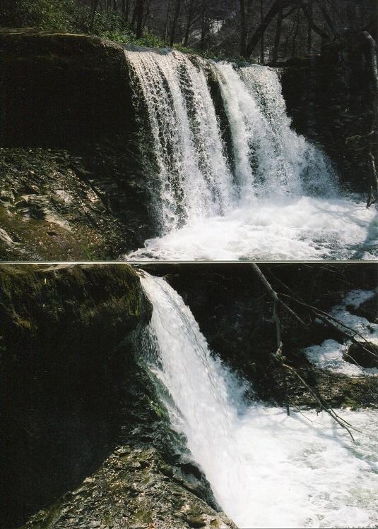ショロマの滝 (4)