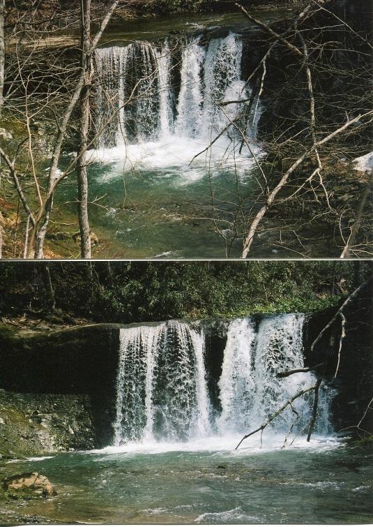 ショロマの滝 (5)