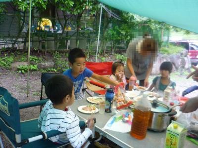 2011.8.19キャンプ