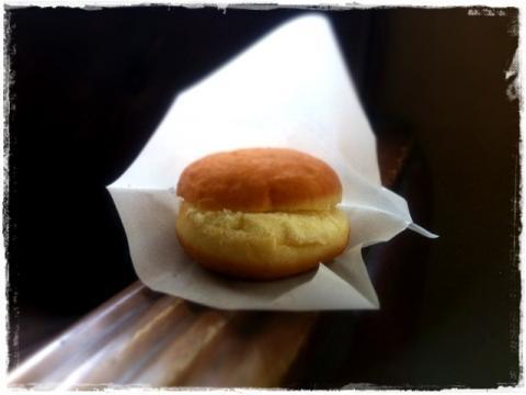 ミルククリームドーナツ