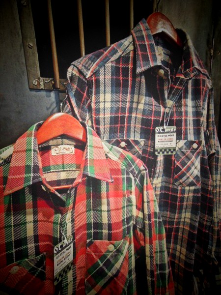 O.C Style  Check Flannel Shirt