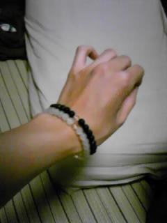 私の手の天然石