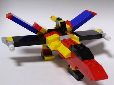 ナノブロックプラス作例シートB2400