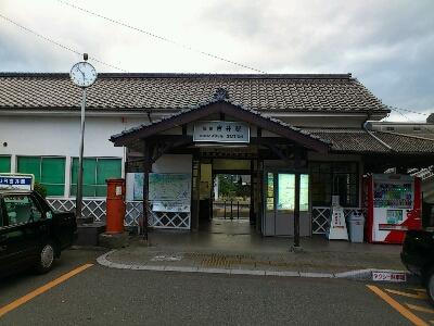 筑後吉井駅駅舎