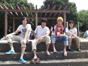 エキセントリック少年隊_blog