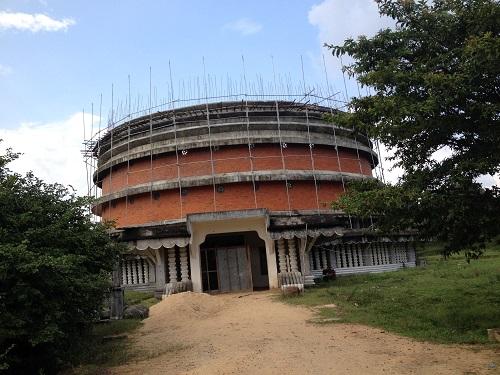 ディンブラーガラ寺院2