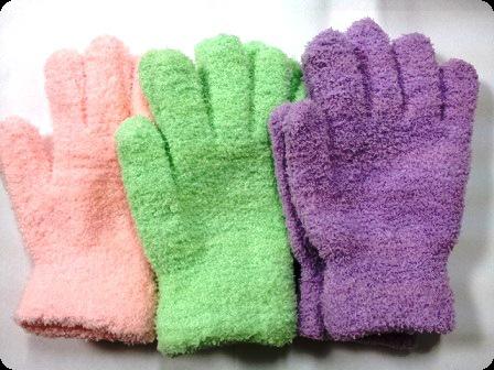 1お掃除手袋