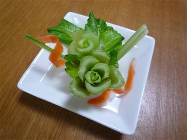 生け小松菜