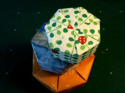 クリスマス 折り紙:かわいい折り紙-hitoshigoto.blog137.fc2.com