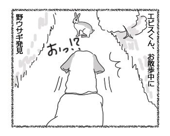 羊の国のラブラドール絵日記シニア!!「コンビの絆?」1