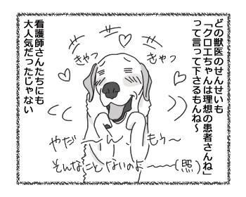 羊の国のラブラドール絵日記シニア!!「改めて」3