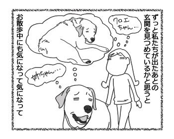 羊の国のラブラドール絵日記シニア!!「そうこなくっちゃ!」2