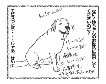 羊の国のラブラドール絵日記シニア!!「姉ちゃんのためなら」3
