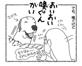 羊の国のラブラドール絵日記シニア!!「クロエ式もね!」4