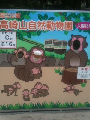 高崎山自然動物園8