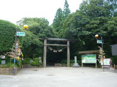 天岩戸神社と天安河原1
