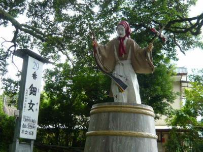 天岩戸神社と天安河原20