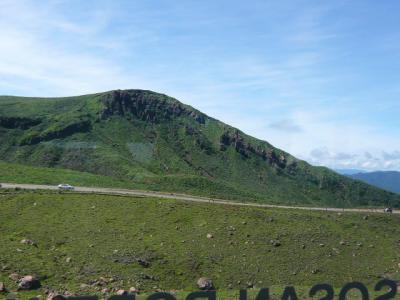 阿蘇山中岳3