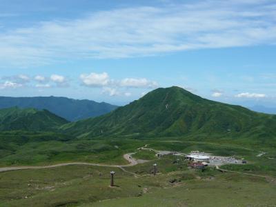 阿蘇山中岳9