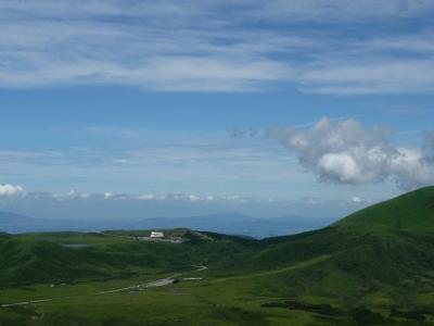 阿蘇山中岳10