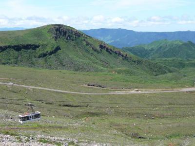 阿蘇山中岳11