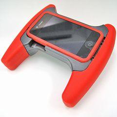 iPhone iPod touch ゲームパッド グリップ