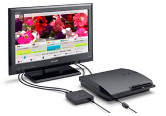 トルネ対応USB外付けHDD接続