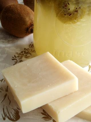 手作り酵母の手作り石鹸01