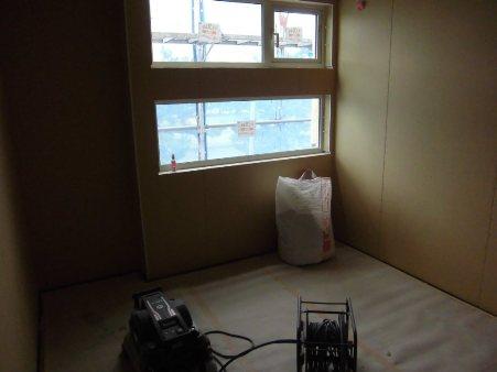 子供部屋1の窓