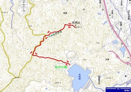 s-tenpai map