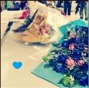 20131210青いバラ