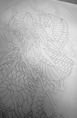 彫琉 tattoo studio